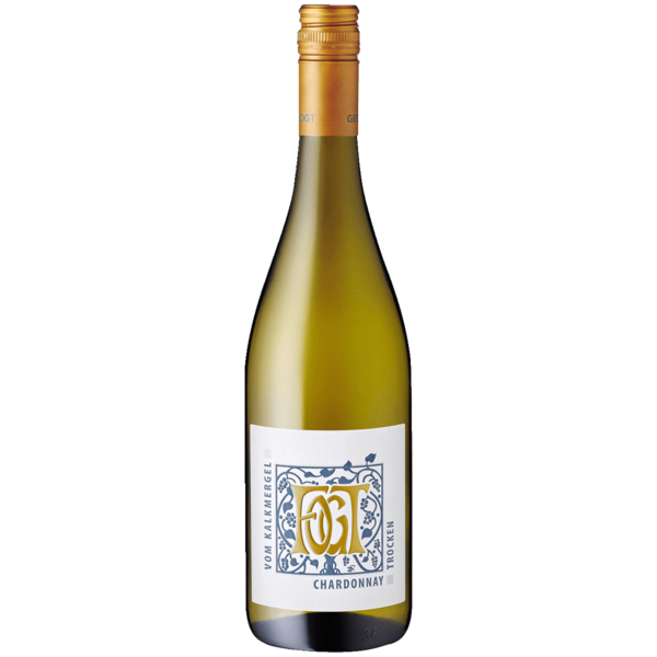 Weingut Fogt Weißwein Chardonnay vom Kalkmergel trocken 0,75l