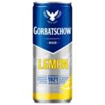 Gorbatschow Lemon 0,33l
