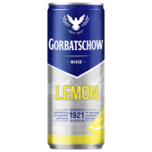 Wodka Gorbatschow & Lemon 0,33l