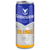 Wodka Gorbatschow & Orange 0,33l