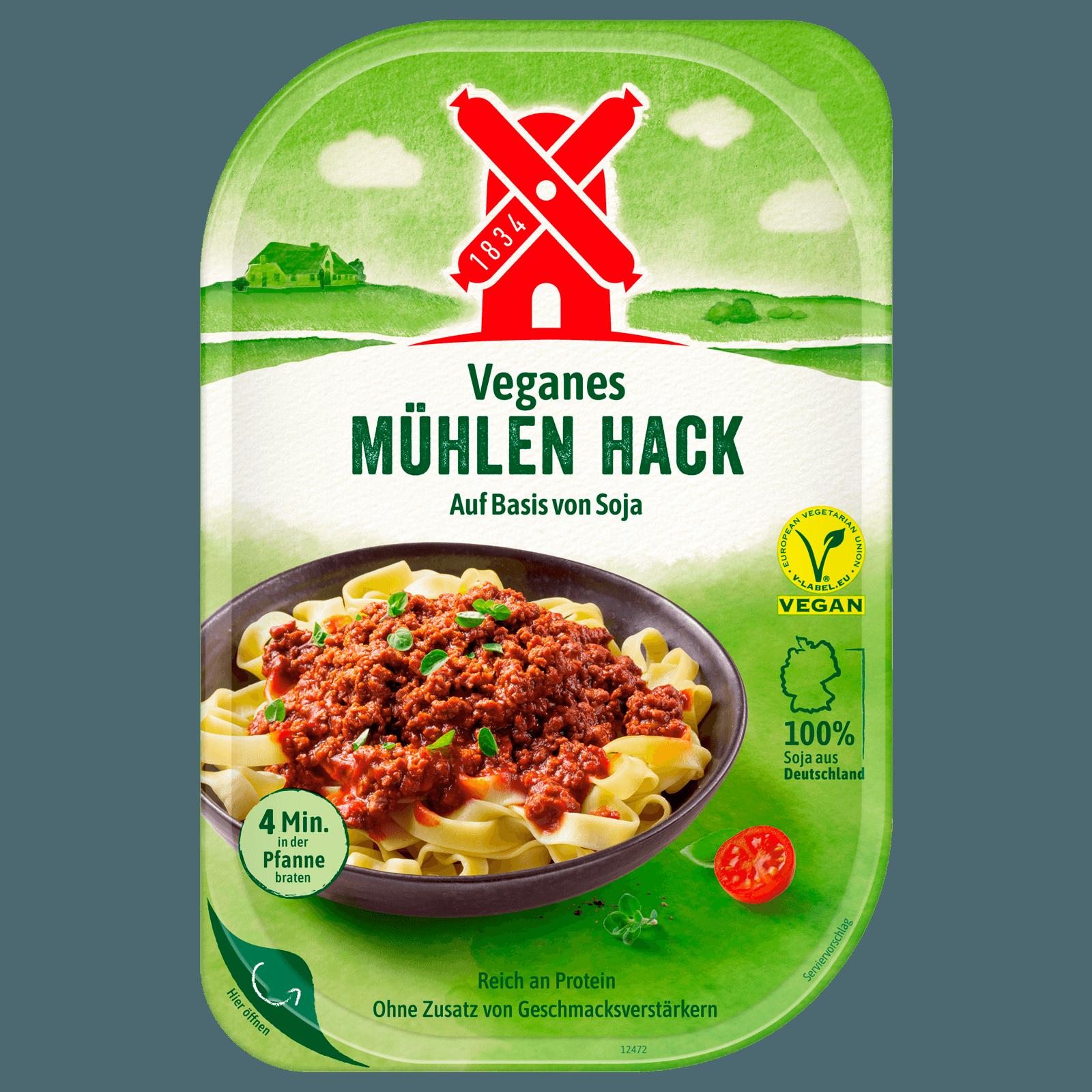 Rügenwalder Mühle Vegetarisches Mühlen-Hack 180g