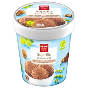 REWE Beste Wahl Soja-Eis Schokolade 500ml