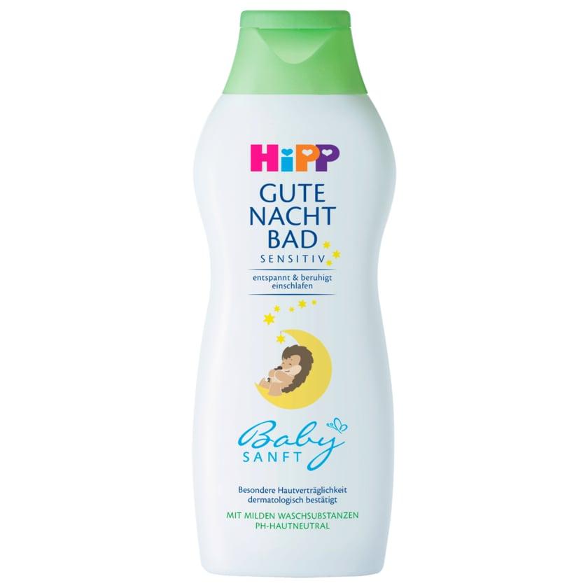 Hipp Babysanft Gute Nacht Bad 350ml