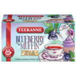 Teekanne Blueberry Muffin 40,5g, 18 Beutel