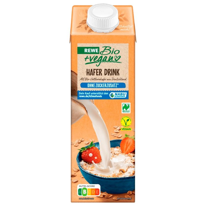 REWE Bio Hafer-Drink vegan 1l