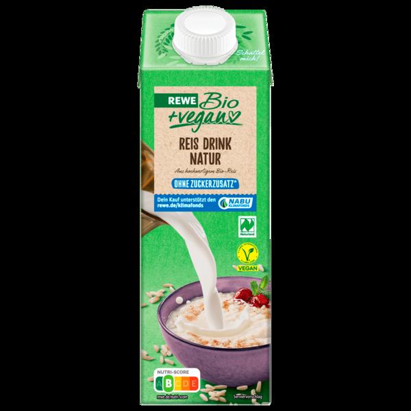 REWE Bio Reis-Drink vegan 1l