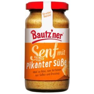 Bautz'ner Senfspezialität Kremser Senf 200ml