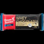 Power System Whey Chocolate Bar weiße Schokolade 50g