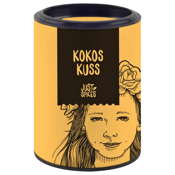 Just Spices Kokoskuss 37g