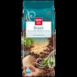 REWE Beste Wahl Brasil ganze Bohne 1kg
