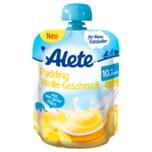 Alete Pudding Vanille-Geschmack ab 10. Monat 85g