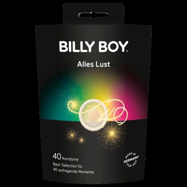 Billy Boy Kondome Alles Lust 40 Stk.