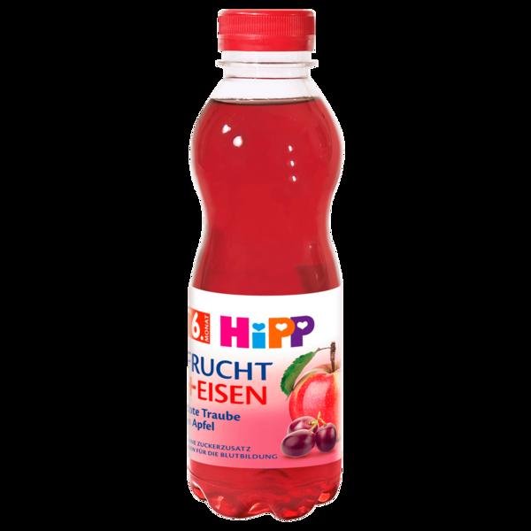 Hipp Bio Rote Traube in Apfel 500ml