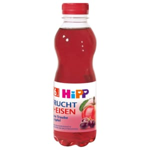 Hipp Rote Traube in Apfel 500ml