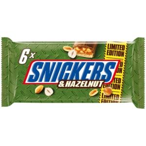 Snickers Hazelnut 6x49g