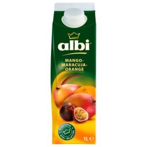 Albi Mango-Maracuja-Nektar 1l