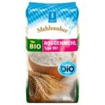 Scheller Mühle Bio Mehlzauber Roggenmehl 997 1000g