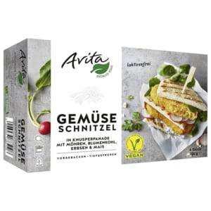 Avita Gemüse-Schnitzel 300g