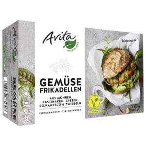 Avita Gemüse-Frikadellen 300g