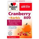 Doppelherz Cranberry + Kürbis Aktiv 30 Kapseln