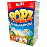 Popz Salted Mikrowellen-Popcorn 270g