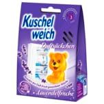 Kuschelweich Duftsäckchen Lavendelfrische 3 Stück