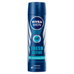 Nivea Men Deospray Fresh Active Spray 72h ohne Aluminium 150ml