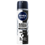 Nivea Men Deo-Spray Invisible Black and White Antitranspirant 150ml