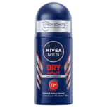 Nivea Men Deo-Roller Dry Impact Plus Antitranspirant 50ml