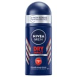 Nivea Men Deo Roll-on Dry Impact Plus Antitranspirant 50ml