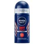 Nivea Men Deo Roll-on Dry Impact Plus Antitranspirant 50ml