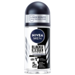 Nivea Men Deoroller Invisible For Black und White Antitranspirant 50ml