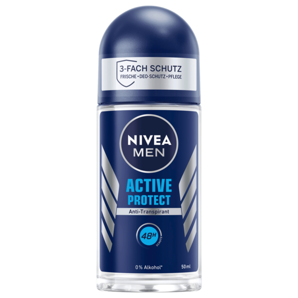 Nivea Men Deo Roll-on Active Protect Antitranspirant 50ml