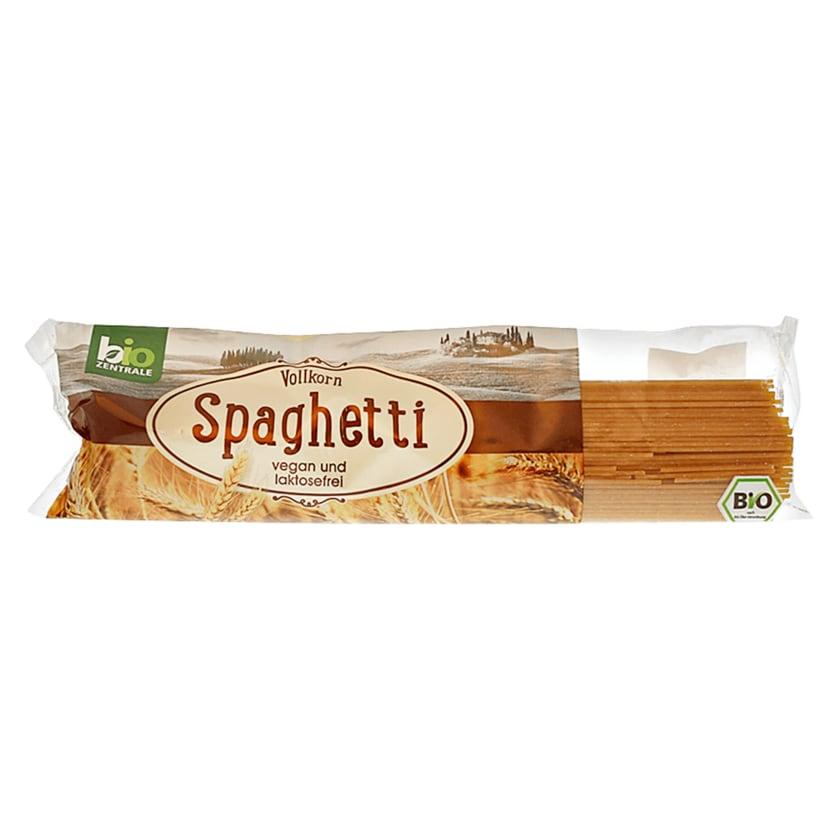 Biozentrale Bio Vollkorn Spaghetti 500g