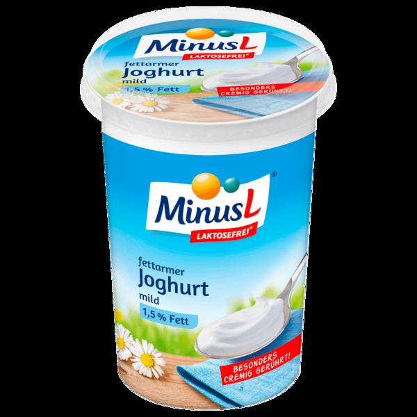 MinusL Joghurt mild 1,5% 400g