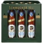 Schmucker Hefeweizen hell 10x0,5l