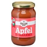 Bauckhof Bio Apfel Rhabarber 360g