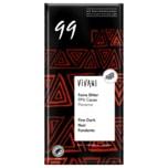 Vivani Bio Feine Bitter Schokolade 99% Cacao 80g