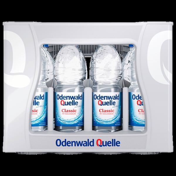 Odenwald Quelle Mineralwasser Classic 12x1l