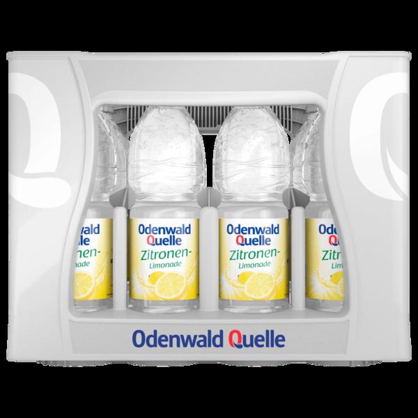 Odenwald Quelle Zitronenlimonade 12x1l