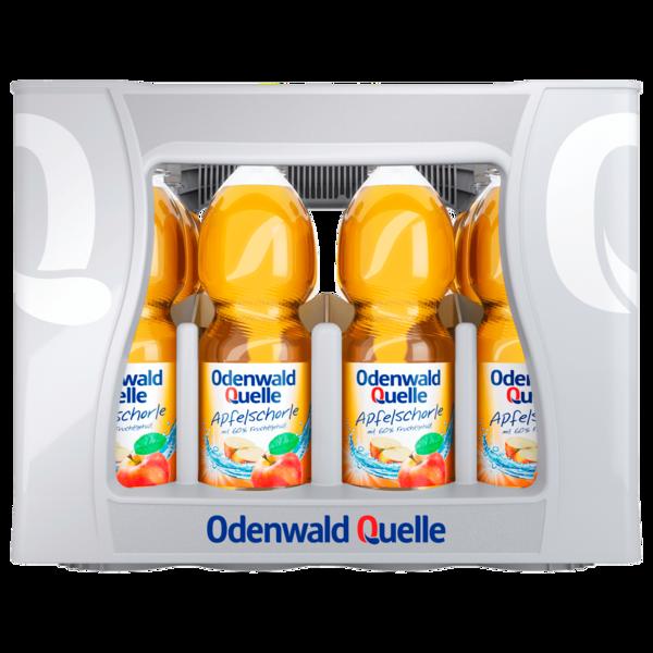 Odenwald Quelle Apfelschorle 12x1l