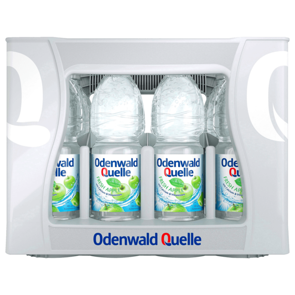 Odenwald Quelle Fresh Apple 12x1l