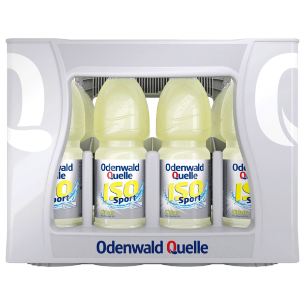 Odenwald Quelle Iso Sport 12x1l