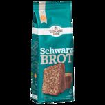Bauckhof Schwarzbrot 500g