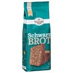 Bauckhof Bio Schwarzbrot 500g