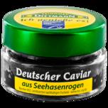Feinkost Dittmann Deutscher Caviar schwarz 50g