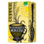 Cupper Wonderful Morning Bio 35g, 20 Beutel