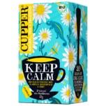 Cupper Bio Keep Calm Tee 20x1,75g, 35g