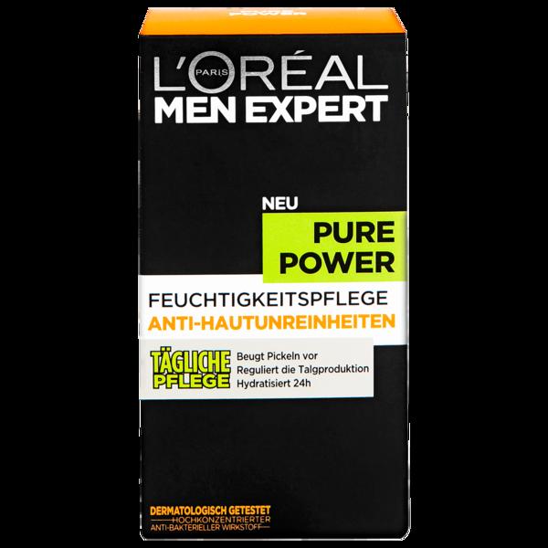 L'Oreal Men Expert Gesichtspflege Pur Power 50ml