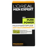 L'Oreal Men Expert Gesichtspflege Pur Power 50ml